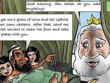 Anti-islam cartoonist onderweg naar rechtbank vermoord