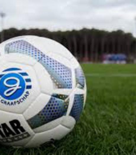 Goede start De Graafschap A1 in kampioenspoule