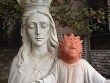 Standbeeld kindje Jezus 'schokkend' gerestaureerd