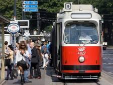 Dief in Wenen steelt tram