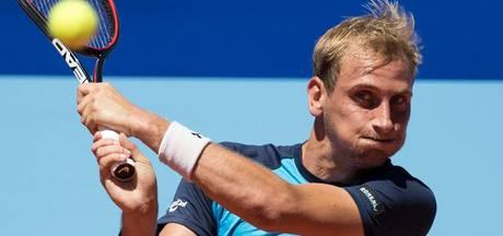 De Bakker uitgeschakeld in kwalificaties US Open