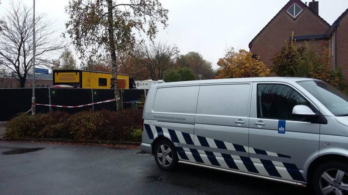 Het Nederlands Forensisch Instituut aan het werk in Ede. Foto: DG