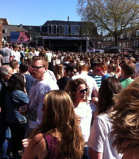 Geen betaalpasjes op Wagenings Bevrijdingsfestival