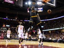 VIDEO: Spurs verrast Warriors op openingsdag NBA