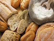 Ambachtelijk gebakken brood is vaak te zout