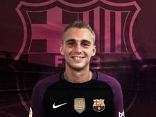 Cillessen voor vijf jaar naar Barça