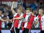 Feyenoord geeft droomstart vervolg met ruime zege in derby