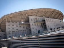 Nieuw stadion Atlético niet voor seizoensstart klaar