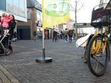 Alleen 's morgens fietsen in binnenstad Doetinchem