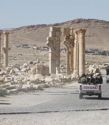 IS na negen maanden terug in oasestad Palmyra