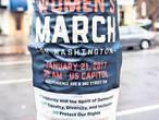 Vrouwenmars overspoelt Washington eerste dag na inauguratie Trump
