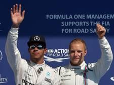 Wolff: Geen spanningen tussen Hamilton en Bottas