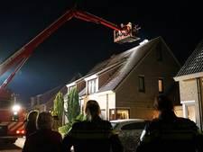 Brandweer blust schoorsteenbrand in Wijchense woning