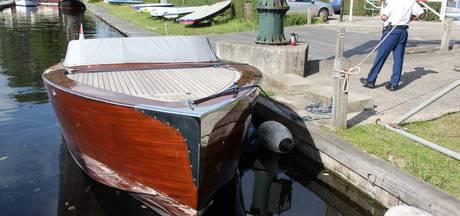 Speedboot van bootdrama Vinkeveen staat te koop