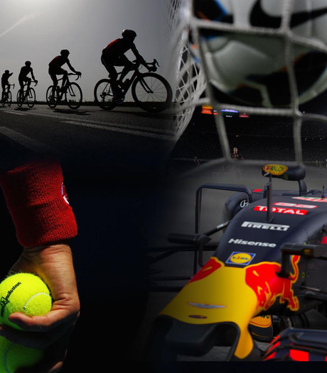 De sport van vandaag: Bertens de baan op en Ziyech tekent