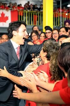 Europa verdringt zich rond 'hotte' premier Canada