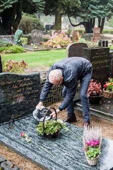 Eindelijk een gedenkplek voor Adrie, na 37 jaar