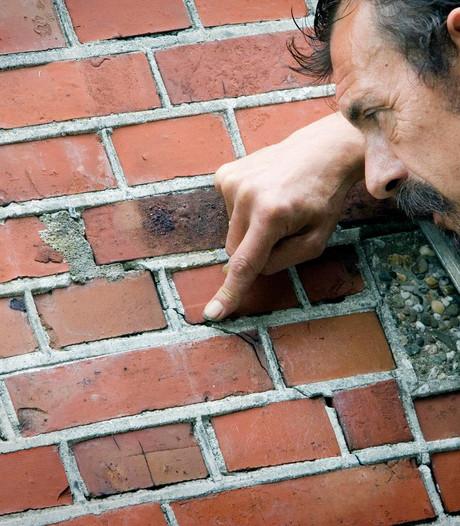 Huizen aardbevingsgebied Groningen moeilijk te verkopen