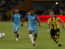 Manchester City klopt Dortmund vanaf 11 meter