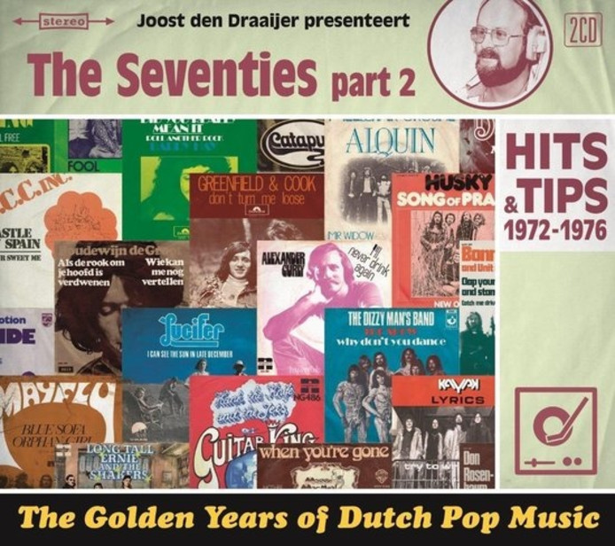 The Golden Years of Dutch Pop Music.