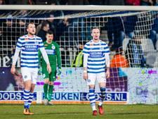 Eigen goal Smeets leidt nederlaag De Graafschap in