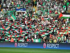 Celtic krijgt boete voor Palestijnse vlaggen