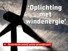 'Grootschalige oplichting in Oosterbeek met windenergie'