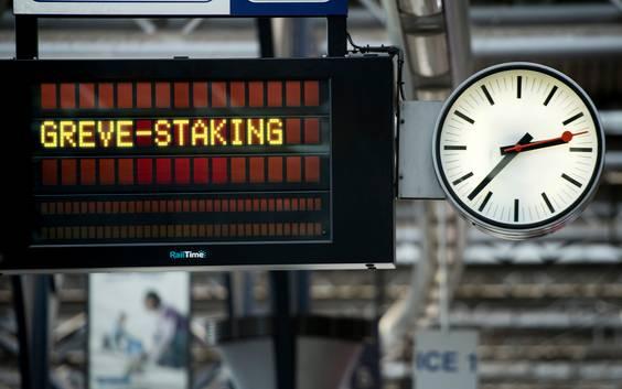Nieuwe spoorbond doet er nog eens acht mogelijke stakingsdagen bij