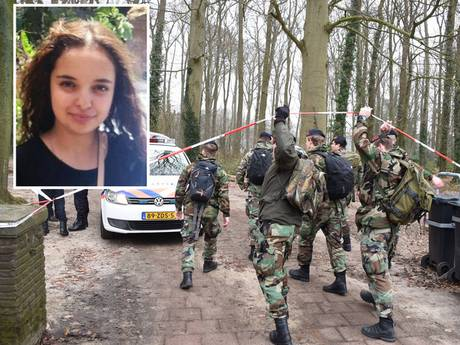 Ikram Ammari gezond aangetroffen door de politie