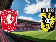 Vitesse op bezoek bij Twente