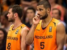 Basketballers loten Oostenrijk en Albanië