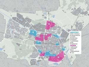 Korvel degradeert tot vijfde probleemwijk van Tilburg