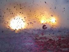 Cuijk, Grave, Mill klaar voor vuurwerkgeweld