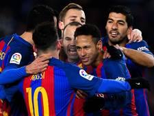 Barça wint voor het eerst sinds 2007 in San Sebastián