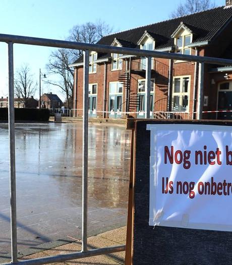 Boxmeer krijgt voorlopig geen ijsbaan