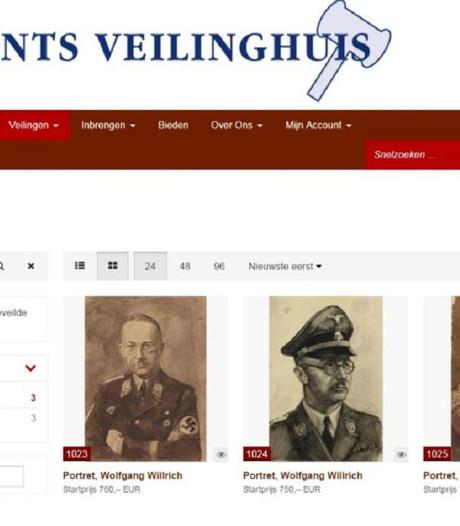 Cidi: 'Veiling Nazi-portretten is stuitend en smakeloos'