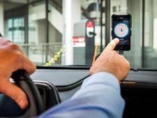 Uber haakt in op werkzaamheden Schiphollijn