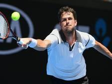 Haase uitgeschakeld in eerste ronde Australian Open