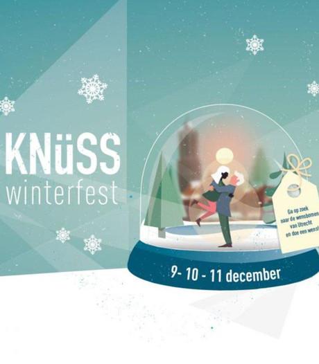 Knüss Winterfest terug op Neude
