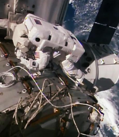 Ruimtestation ISS klaar voor de toekomst dankzij nieuwe voordeur