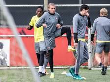Feyenoord voorlopig nog zonder Van Beek