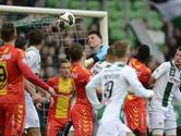 Go Ahead pakt knap punt op bezoek bij FC Groningen