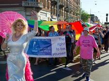 'Pride Walk' vraagt aandacht voor geweld tegen homo's