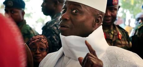 'Gambiase leider Jammeh wil nu toch vertrekken'