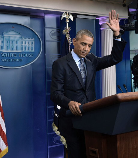 Laatste dag Obama: recordaantal strafkortingen en nog vier gevangenen uit Guantanamo