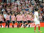 VIDEO: Bilbao verslaat Sevilla en klimt naar plaats drie