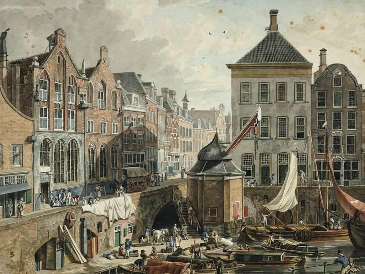 Toen & Nu: Stadhuisbrug