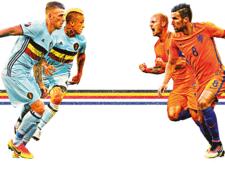 Win kaarten voor de interland Nederland - België