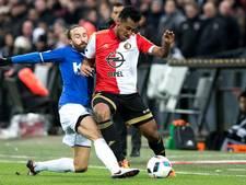 Feyenoord kan in stadsderby beroep doen op Tapia