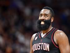 VIDEO: Ontketende Harden niet voldoende voor Houston Rockets